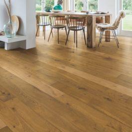 Quick Step Castello Barrel Brown Oak Oiled Lfdirect