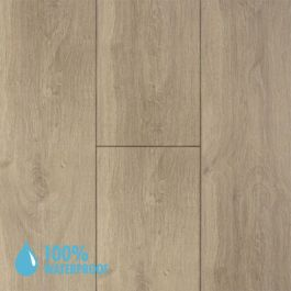 Aqua Step Pure Oak Wood V4 Waterproof Laminate Flooring