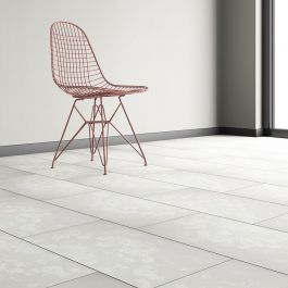 Elesgo White Maxi V5 Tiles Lfdirect Laminate Flooring