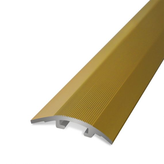 Flat Flooring Cover Joint - Gold 270cm