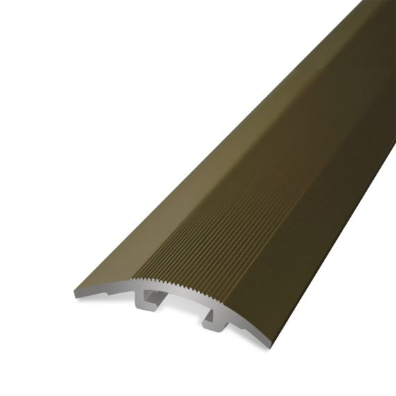Flat Flooring Cover Joint - Bronze 270cm