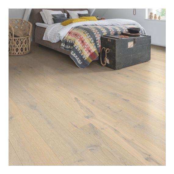 Quick-Step Flooring Parquet Palazzo Glacial Oak Extra Matt