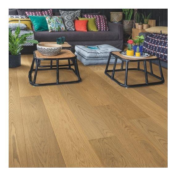 Quick-Step Flooring Parquet Palazzo Ginger Bread Oak Extra Matt
