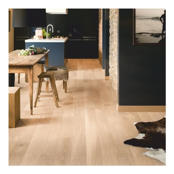 Quick-Step Flooring Parquet Castello Dune White Oak Oiled