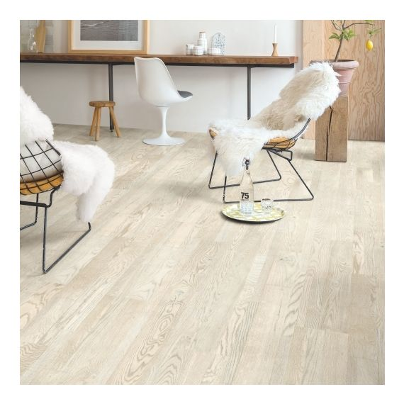 Quick-Step Parquet Variano Painted White Oak Oiled