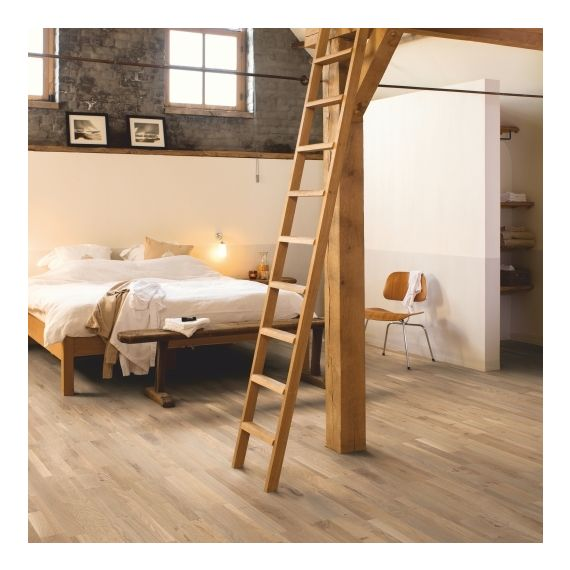Quick-Step Parquet Variano Champagne Brut Oak Oiled