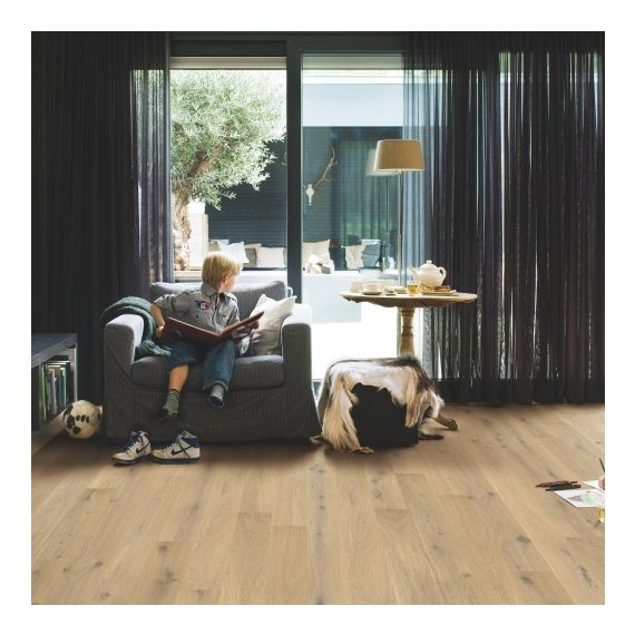 Quick-Step Parquet Compact Oak Pure Matt