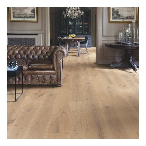 Quick-Step Flooring Parquet Imperio Genuine Oak Extra Matt