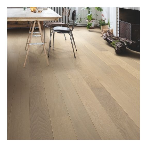Quick-Step Flooring Parquet Castello Silk Oak Extra Matt