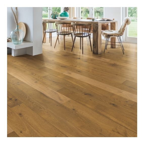 Quick-Step Parquet Castello Barrel Brown Oak Oiled