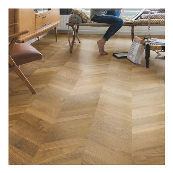 Quick-Step Flooring Parquet Intenso Traditional Oak Oiled