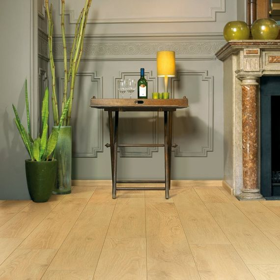 Balterio Tradition Quattro Laminate Flooring Lounge Oak