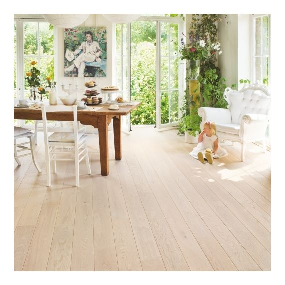 Quick-Step Parquet Castello Polar Oak Matt