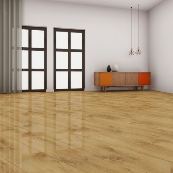 Elesgo Supergloss Glamour Life Summer Oak Laminate Flooring