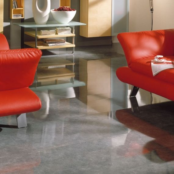 Elesgo High Gloss Shiny Life Freestone HDM Laminate Flooring