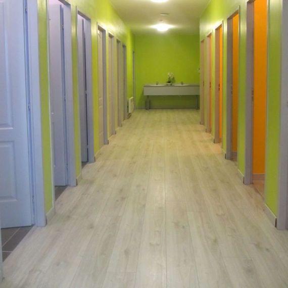 Aqua-Step Pure Oak Original Waterproof Laminate Flooring