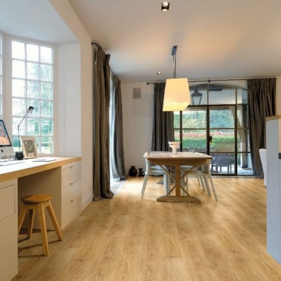 Aqua-Step Sutter Oak Original 100% Waterproof Laminate Flooring