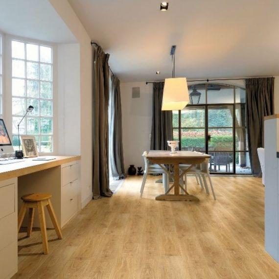 Aqua-Step Sutter Oak Original Waterproof Laminate Flooring