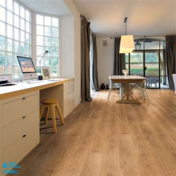Aqua-Step Sutter Oak Wood V4 Waterproof Laminate Flooring