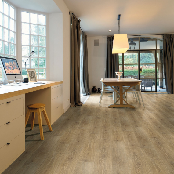 Aqua-Step Vendome Oak Wood V4 100% Waterproof Laminate Flooring