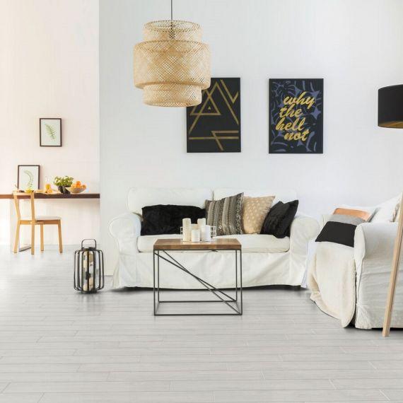 Luvanto Click Arctic Maple Luxury Vinyl Tiles
