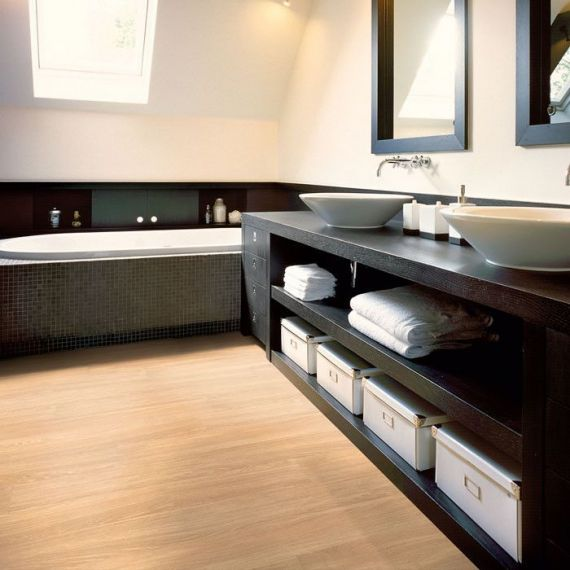 Aqua-Step Limed Oak Original 100% Waterproof Laminate Flooring