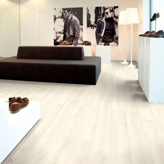 Aqua-Step Beachhouse Oak Wood V4 Waterproof Laminate Flooring SAMPLE