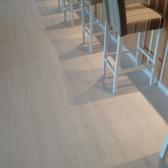 Aqua-Step Beachhouse Oak Wood V4 100% Waterproof Laminate Flooring