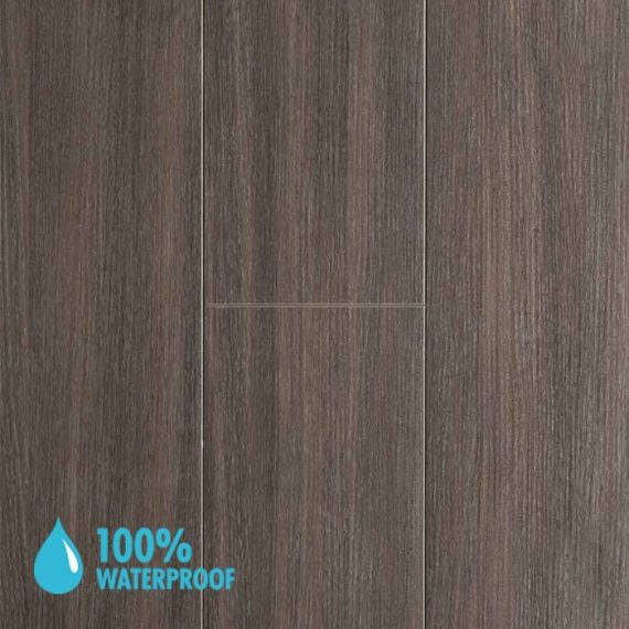 Aqua-Step Cappuccino Oak Wood V4 100% Waterproof Laminate Flooring