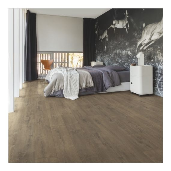 Quick Step Livyn Balance Plus Click Velvet Oak Brown BACP40160 Luxury Vinyl Flooring