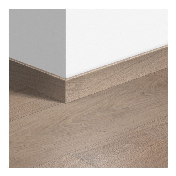 Quick-Step Standard Skirting Board QSSK Bleached White Oak