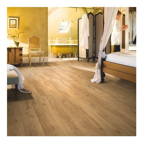 Quick-Step Flooring Impressive Classic Oak Natural Planks IM1848 Laminate Flooring