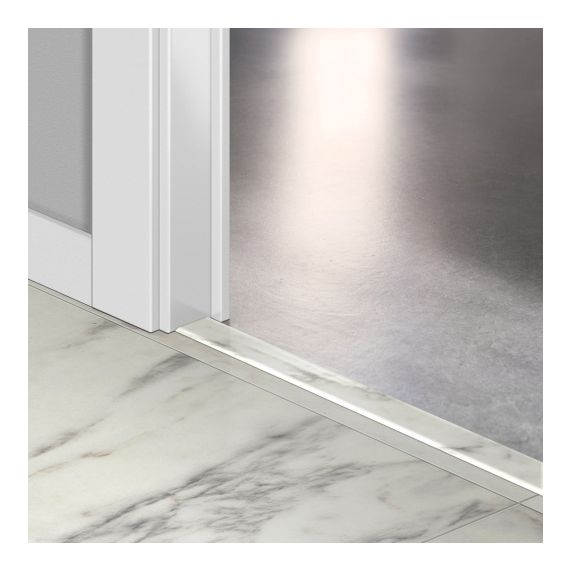 Quickstep Incizo Door/Stair Profiles Arte Marble Carrara