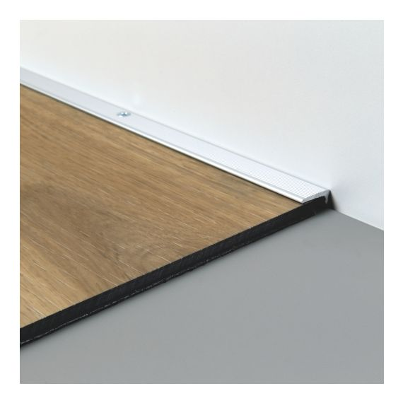 Quick-Step Livyn End Profile Silver Commercial Use
