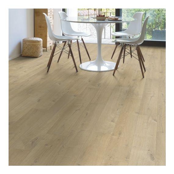 Quick-Step Impressive Ultra Soft Oak Medium Planks IMU1856 Laminate Flooring