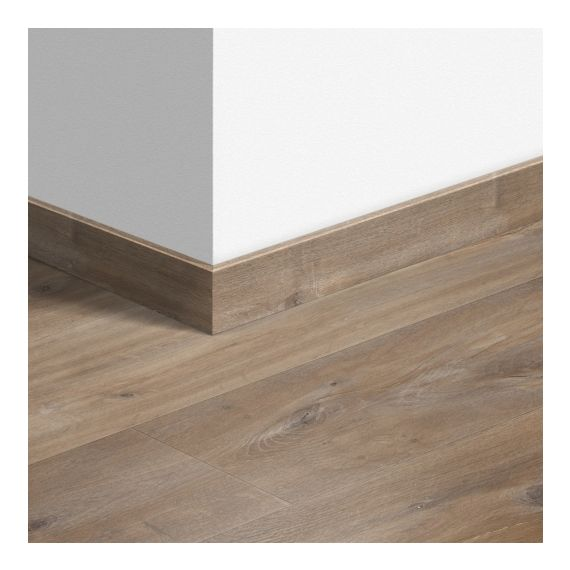 Quick-Step Livyn Waterproof Skirting Boards Canyon Oak Brown