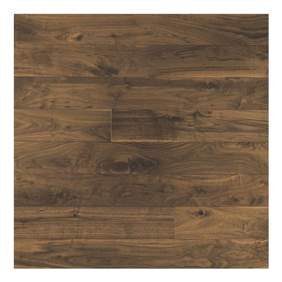 Elka Real Wood Engineered Flooring 18mm Black Walnut