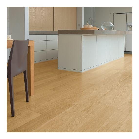Quick-Step Eligna Natural Varnished Oak Planks EL896 Laminate Flooring