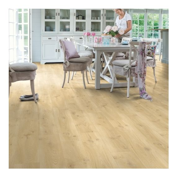 Quick Step Livyn Balance Click Drift Oak Beige BACL40018 Luxury Vinyl Flooring