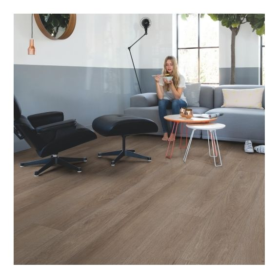 Quick Step Livyn Pulse Click Vineyard Oak Brown PUCL40078 Luxury Vinyl Flooring
