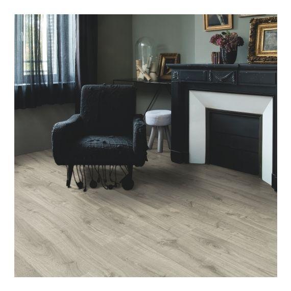 Quick Step Livyn Pulse Plus Click Autumn Oak Warm Grey PUCP40089 Luxury Vinyl Flooring