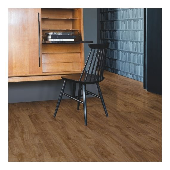 Quick Step Livyn Pulse Click Autumn Oak Brown PUCL40090 Luxury Vinyl Flooring