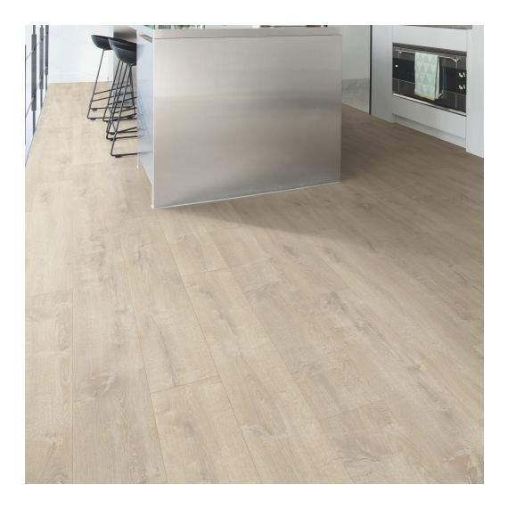 Quick Step Livyn Balance Plus Click Velvet Oak Beige BACP40158 Luxury Vinyl Flooring