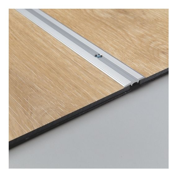 Quick-Step Livyn Expansion Profile Silver Commercial Use