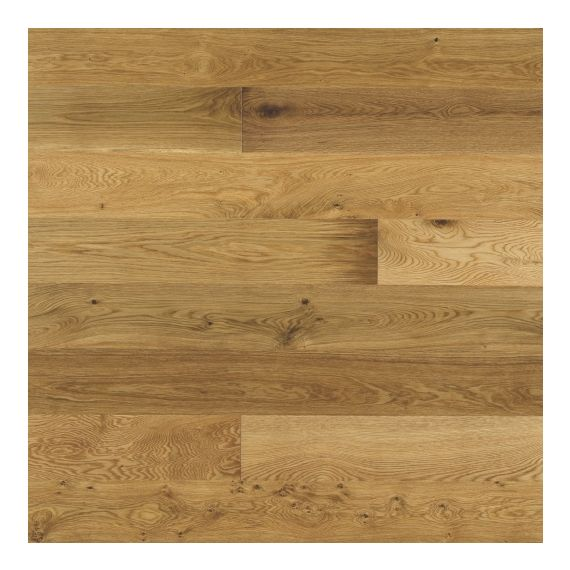 Elka Real Wood Engineered Flooring 20mm Rustic Oak Brushed & Oiled T&G