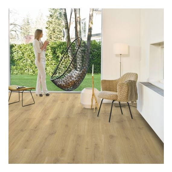 Quick Step Creo Tennessee Oak Natural CR3180 Laminate Flooring