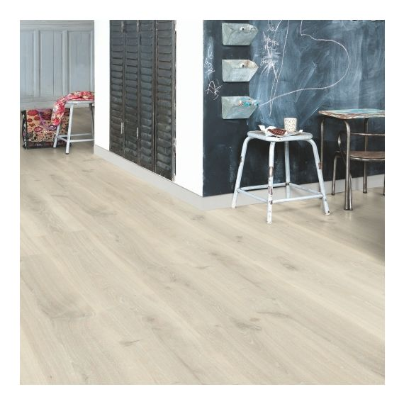 Quick Step Creo Tennessee Oak Grey CR3181 Laminate Flooring