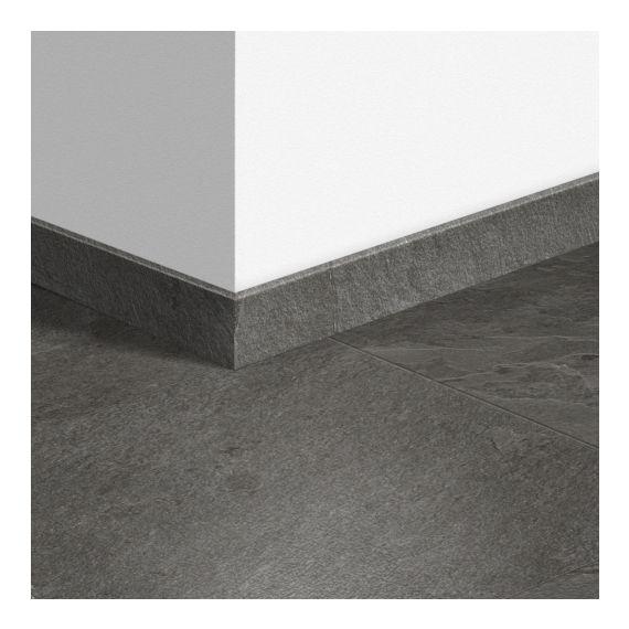 Quick-Step Livyn Waterproof Skirting Boards Grey Slate