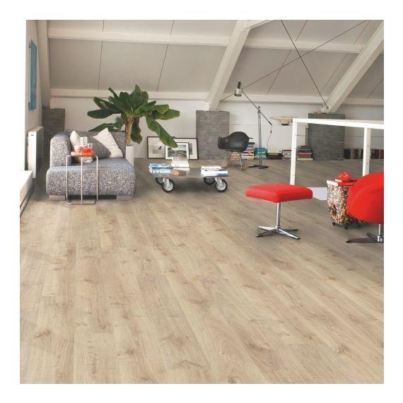 Quick Step Flooring Creo Virginia Oak Natural CR3182 Laminate Flooring