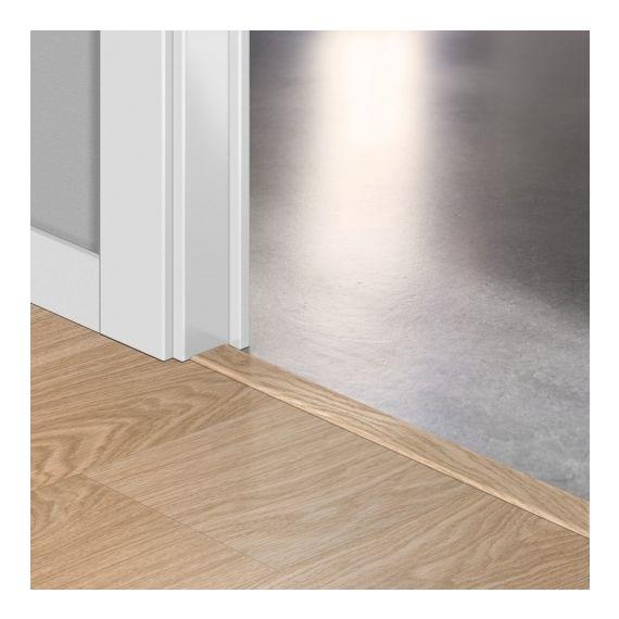 Quickstep Incizo Door/Stair Profiles Pure Oak Blush QSVINCP40097